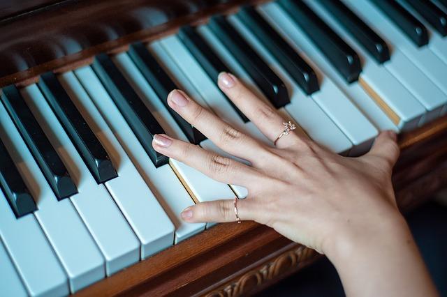 あがり症を発症したピアニスト